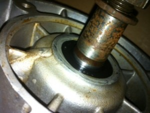 Large Crank